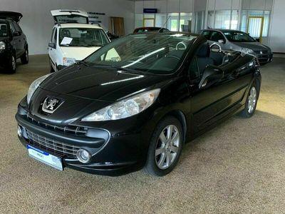 gebraucht Peugeot 207 CC Sport|Alufelgen|Klima*HU/AU 06/21 als Cabrio/Roadster in Kiel