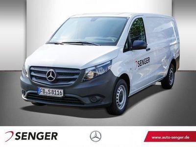 gebraucht Mercedes Vito 116 BlueTEC Kawa Lang,Klima,AHK,Doppelsitz