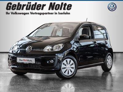 gebraucht VW up! 1.0 l 44 kW 60 PS 5-Gang FSE USB KLIMA
