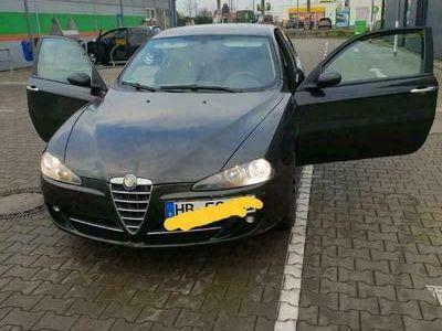 gebraucht Alfa Romeo 147 als Sportwagen/Coupé in Itzehoe