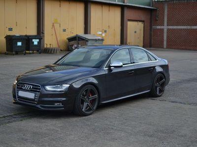 gebraucht Audi S4 Lim. 3.0 TFSI quattro Leder- Navi-Xenon als Limousine in Schüttorf