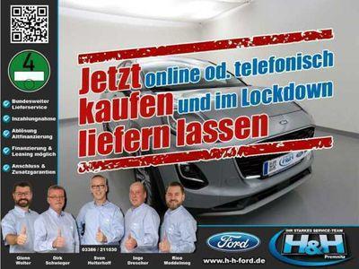 gebraucht Ford Puma 1.0 EcoB Hybrid TITANIUM X (AHK+iACC+LED)