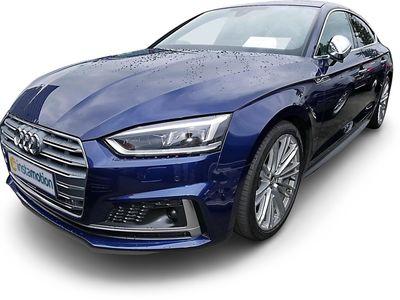 gebraucht Audi S5 Sportback S5 3.0 TFSI qu. tiptr. Pano LED Standh