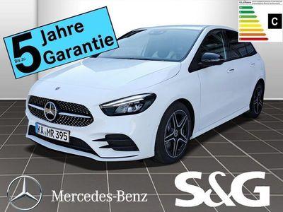 gebraucht Mercedes B250 AMG-Line LED/Pre-Navi/360°K/Fahrass-Paket/