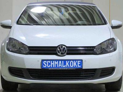 gebraucht VW Golf Cabriolet TDI1.6 BMT Navi Climatronic