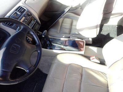 gebraucht Honda Accord Coupe 2.0i ES,AUTOMATIK,VOLLEDER,SSD