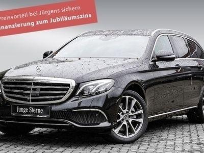 gebraucht Mercedes E220 4M T Exclusive/Comand/ILS/Wide/360/GSHD