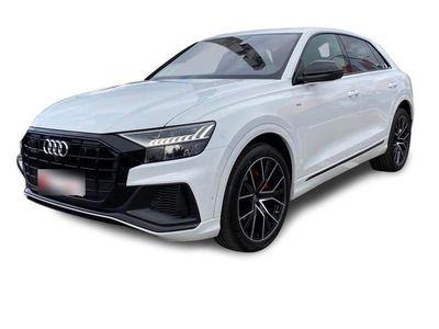gebraucht Audi Q8 55 TFSI qu 2x S line-Luft-HuD-ACC-Nachtsicht