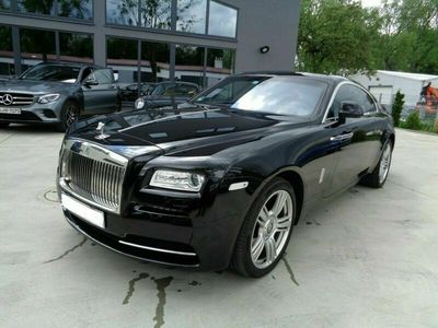 gebraucht Rolls Royce Wraith als Sportwagen/Coupé in Gröbenzell