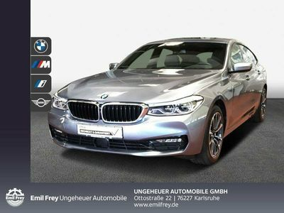 gebraucht BMW 640 d xDrive Gran Turismo Sport Line