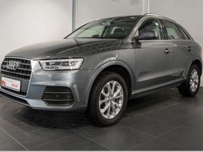 gebraucht Audi Q3 design 2.0 TDI quattro 135 kW (184 PS) S tronic