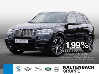 gebraucht BMW X5 M 50d Navi,Standheiz,HUD,H/K,Kam,AHK,Dynami