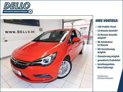 """gebraucht Opel Astra 1.0 T Innovation Navi900 Voll-LED LM17"""""""