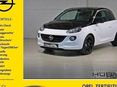 gebraucht Opel Adam BLACK JACK 1.4 64 kW LHZ+SHZ PDC Dachpaket