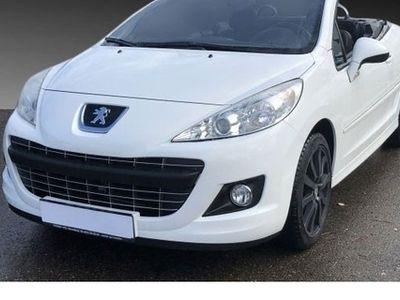 gebraucht Peugeot 207 CC 16V VTi 120 Platinum AHK PDC Bluetooth