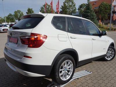 gebraucht BMW X3 xDrive 20d Automatik Navi Panoramadach Sitzh.