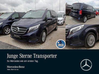 gebraucht Mercedes V250 d EDITION Kompakt Comand Navi/Autom./Klima ILS-LED