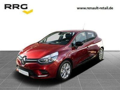 gebraucht Renault Clio IV IV 0.9 TCe 90 eco² LIMITED Navi, Klimaautom