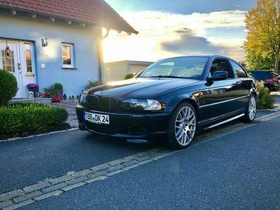 gebraucht BMW 320 Ci Clubsport - Sportauspuff - Navi - Kamera als Sportwagen/Coupé in Tauberbischofsheim