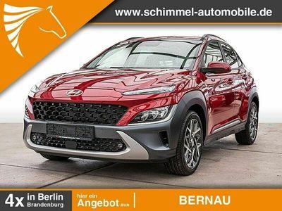 gebraucht Hyundai Kona FL 1,6 T-GDi 7-DCT 4WD Prime Klima Navi N42567 verfügbar in unserer Filiale Bernau.