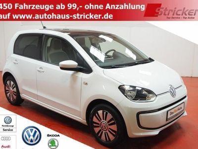 gebraucht VW e-up! 249,-ohne Anzahlung Navi Sitzheizung Einpar