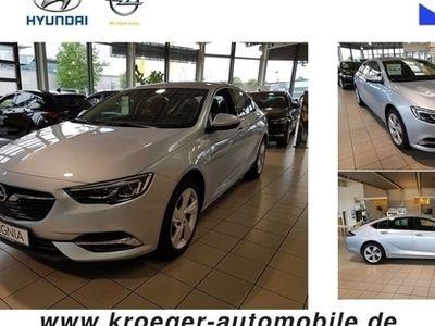 used Opel Insignia Grand Sport INNOVATION Leder/LED-Matrix EURO 6