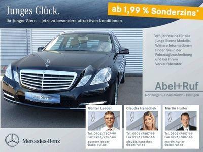 gebraucht Mercedes E200 CDI T Elegance Schiebedach Navi ILS SHZ
