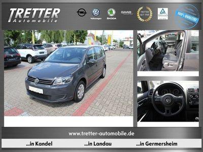 gebraucht VW Touran 1.6 TDI Trendline 7-Sitze