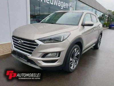gebraucht Hyundai Tucson Style 1.6T-GDi DCT 2WD Style