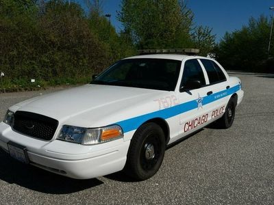 gebraucht Ford Crown Victoria 4,6 V8 - P71 (Chicago Police Look)