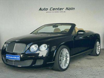 gebraucht Bentley Continental GTC Speed