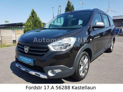 gebraucht Dacia Lodgy TCe 115 Stepway Klima Navi Usb Euro 6 Top