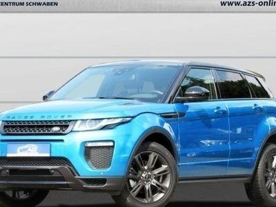 gebraucht Land Rover Range Rover evoque Landmark |1,99%|