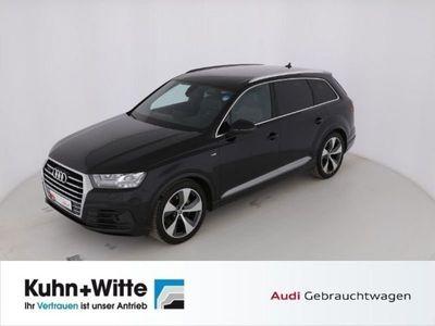 gebraucht Audi Q7 3.0 TDI quattro S Line *Head-Up*Bose*AHK*Navi*