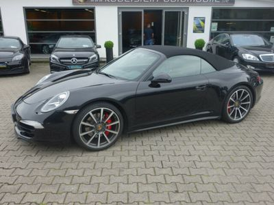 gebraucht Porsche 991 4 S* Sportabgas,PCM,PDLS,PDK,PZ Scheckhkeft*