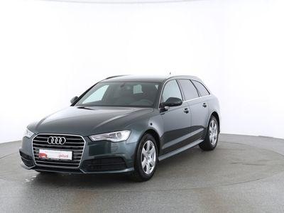 gebraucht Audi A6 Avant 2.0 TDI ultra MMI. Navi plus. GRA. SHZ MMI plus GRA schwarz