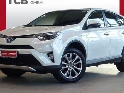 gebraucht Toyota RAV4 Hybrid Edition*KAMERA*1. HAND MwST. ausweisbar