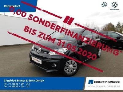 gebraucht VW up! up! move1.0 GJR GRA SHZ KLIMA USB