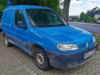 gebraucht Citroën Berlingo als Baustellenauto mit TÜV
