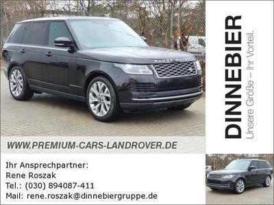 gebraucht Land Rover Range Rover RANGE ROVER Voque D275  Berlin Neuwagen, bei Autohaus Dinnebier GmbH