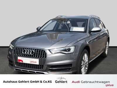 gebraucht Audi A6 Allroad quattro 3.0 TDI Xenon Navi Standheizung Rückfahrkamera Allrad El. Heckklappe