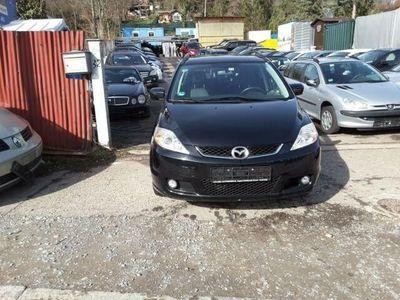 gebraucht Mazda 5 2.0 CD Exclusive