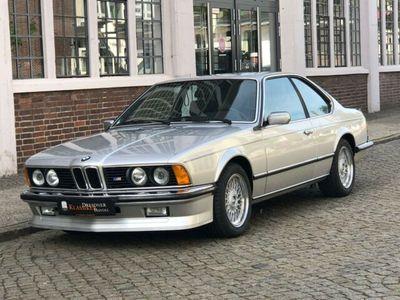 gebraucht BMW M635 CSI. 1. Lack, deutsch, Motor überholt
