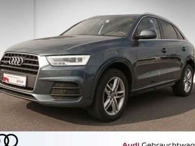 gebraucht Audi Q3 2,0 TDI quattro,Navi,APS,el.Heckklappe