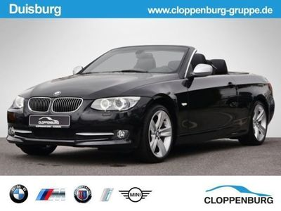 second-hand BMW 320 Cabriolet d