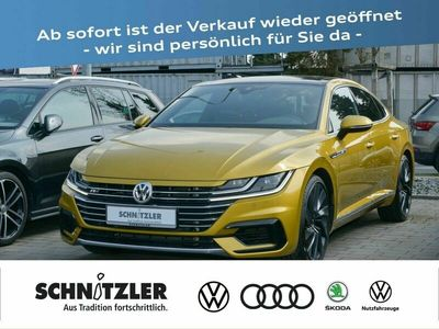 gebraucht VW Arteon 2.0 TSI DSG R-LINE DCC/ACC/PANO/LED/KAM+++