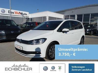 käytetty VW Touran Sound 1.4 TSI DSG BMT Navi, 7 Sitze