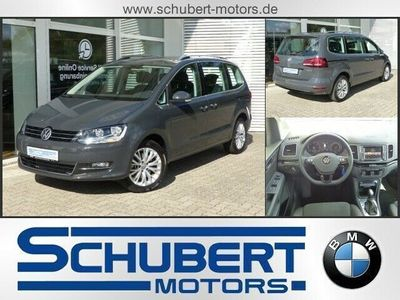 gebraucht VW Sharan 2,0 TDI DSG