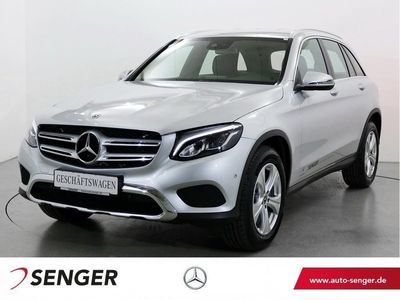 gebraucht Mercedes GLC250 4M Exclusive Navi LED Rückfahrkamera
