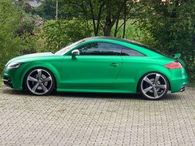 gebraucht Audi TTS Coupe S tronic als Sportwagen/Coupé in Putzbrunn